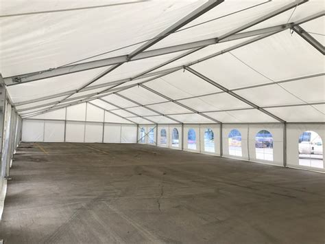 Curlew - SecondHand Marquees | Framed marquees 12m width