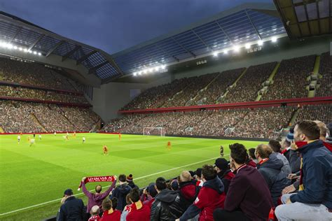 Liverpool optimistic Anfield Road expansion will be