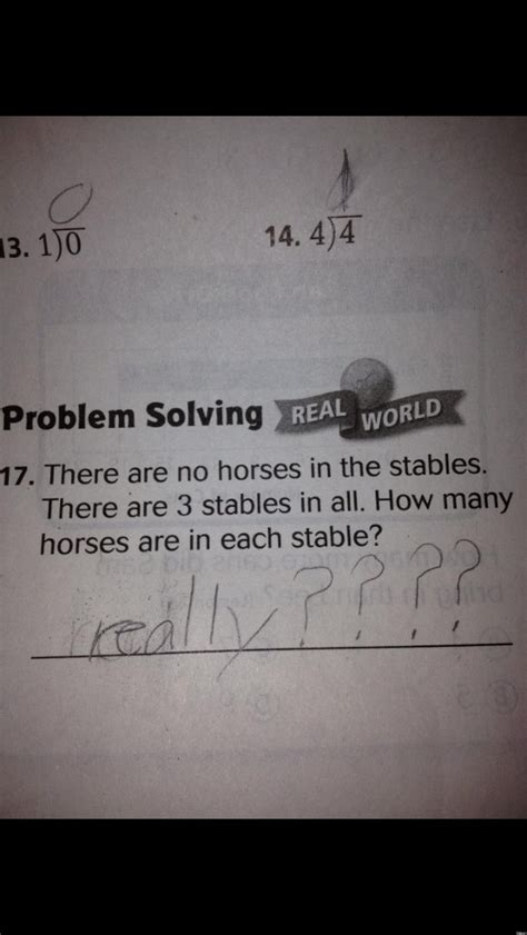 Kid Calls Out Dumb Test Question (PICTURE) | HuffPost