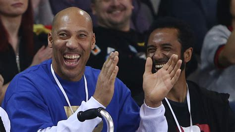 Big Baller Brand co-founder Alan Foster kicked off Ball in