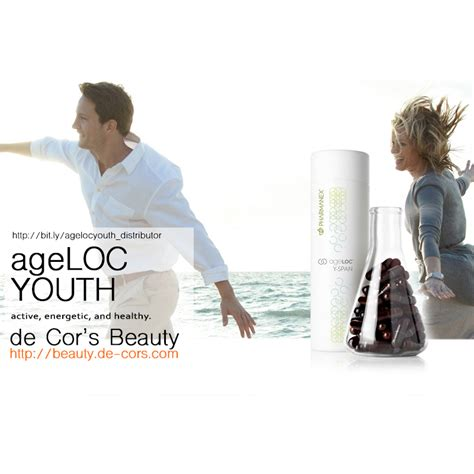ageLOC® Youth® | Y-Span® | You-Span® Distributor Price