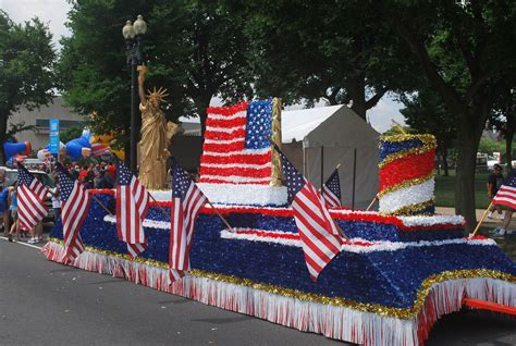 4th Of July Float Free Stock Photo - Public Domain Pictures