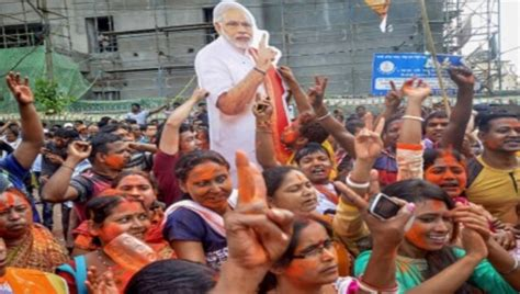Tripura election result 2018: BJP's resounding victory in