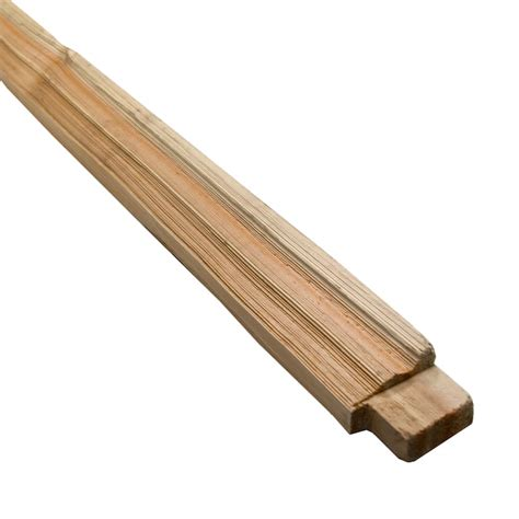 2-in x 4-in x 8-ft Natural Western Red Cedar Western Red