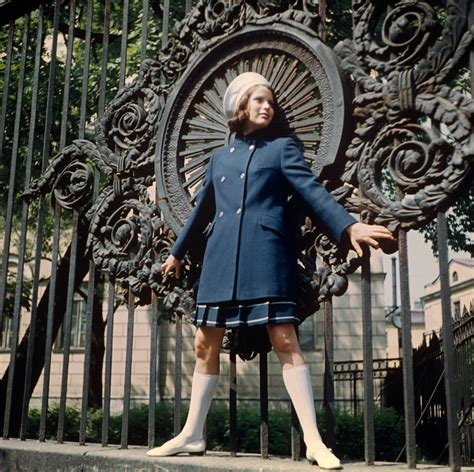 Beautiful Women's Fashions in the Soviet Union From the