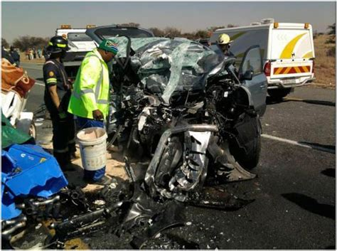Tragic accident near Kroonstad claims family of four