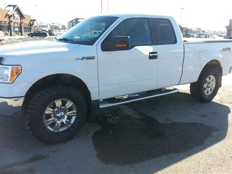 """4"""" lift 33"""" tires? - Ford F150 Forum - Community of Ford"""