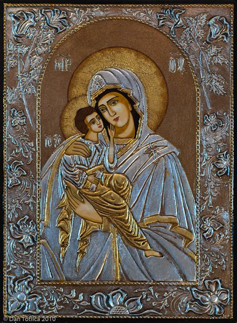 VIS Fine Art Gallery : Christ in the Mary and Jesus Child
