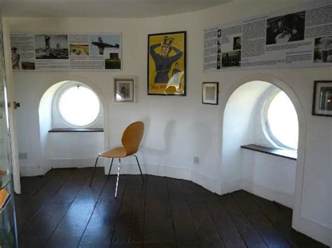 Inside on one of the floors of the Tower - Picture of