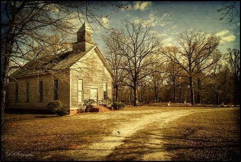 The Faith of Our Fathers   This is the Barnett Church in
