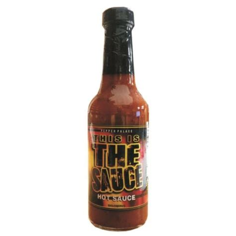 This Is The Sauce – Pepper Palace
