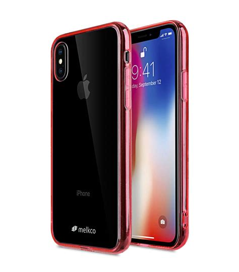 PolyUltima Case for Apple iPhone X - Melkco Phone Accessories