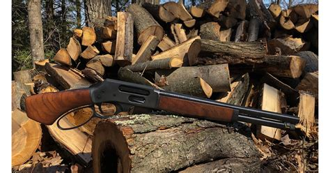 A New Lever-Action in the Arsenal: Henry Axe :: Guns