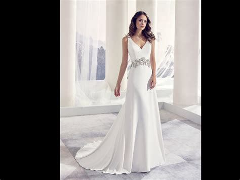 Stunning Modeca dress (new with tags) - Sell My Wedding