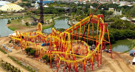 Top 10 Most Popular Amusement Parks in The World In 2019