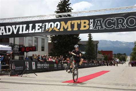 Todd Murray's Quest for 25 Straight Leadville Trail 100