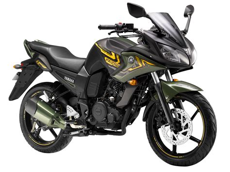 Yamaha FZ-S and Fazer special editions launched - Autocar