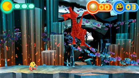 Pac-Man and the Ghostly Adventures 3DS Cia Download
