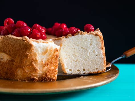 How to Make Angel Food Cake Even Better: Go Gluten-Free