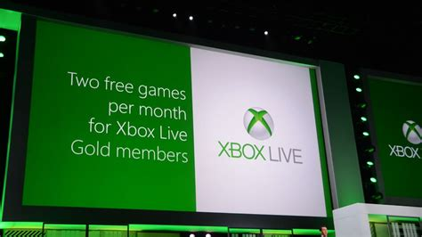 Microsoft takes on PlayStation Plus with two free games a