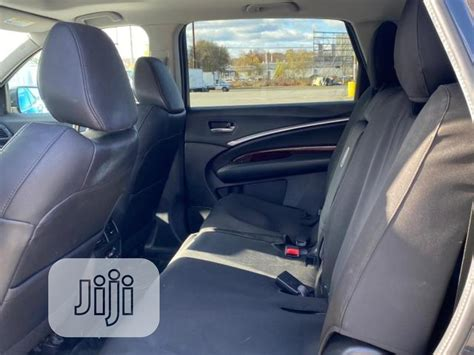 Archive: Acura MDX 2014 Black in Central Business Dis
