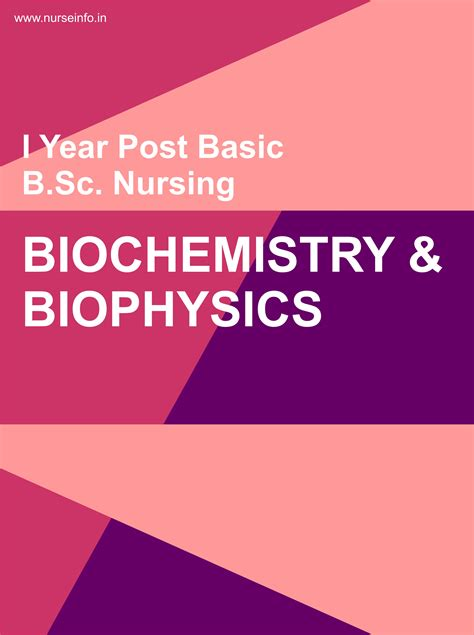 Biochemistry Notes/Book (PDF) for P