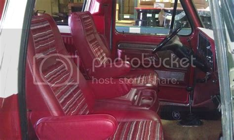 New high-back bucket seats - Ford Truck Enthusiasts Forums