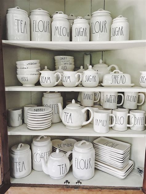 SIX TIPS FOR FINDING RAE DUNN POTTERY - My 100 Year Old Home