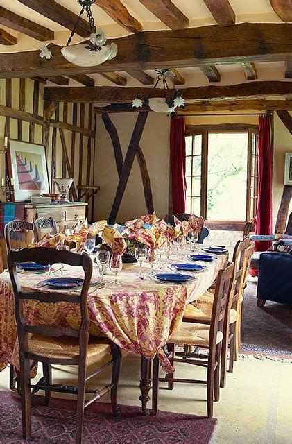 Lady Anne's Cottage: Charming Rustic French Country