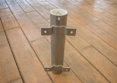 Side Mount Flag Pole Bracket - About Flag Collections