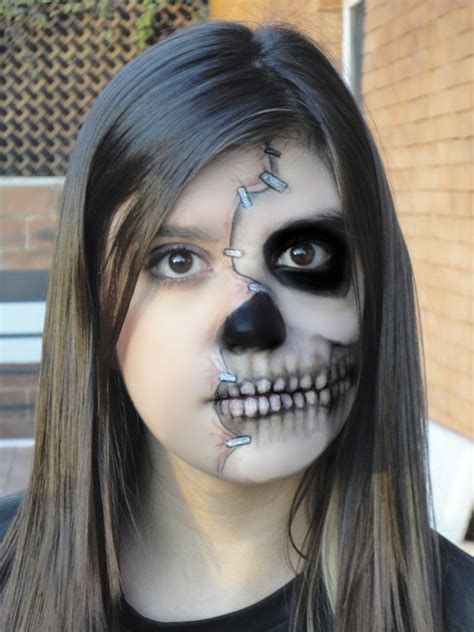 50 Breathtaking Halloween Makeup Ideas for 2016 - Ohh My My