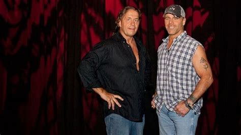 5 Major WWE Feuds that spilled over into real life - Slide