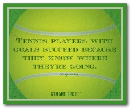 Tennis Quotes for Motivation and Success