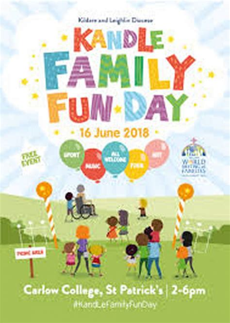 Diocesan fun day offers families quality time together