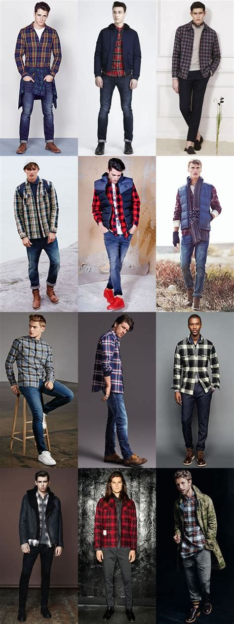How To Choose Men's Flannel Shirt – World Trends Fashion
