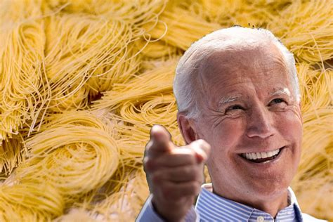Joe Biden Repeatedly Requested the Same Pasta Dinner