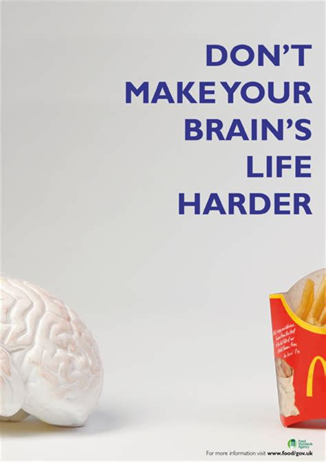 Anti Junk Food Posters on Behance