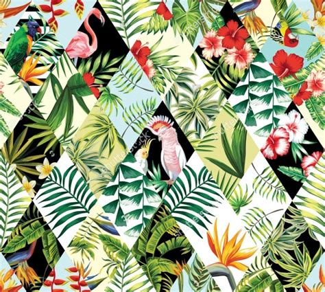 FREE 17+ Tropical Patterns in PSD