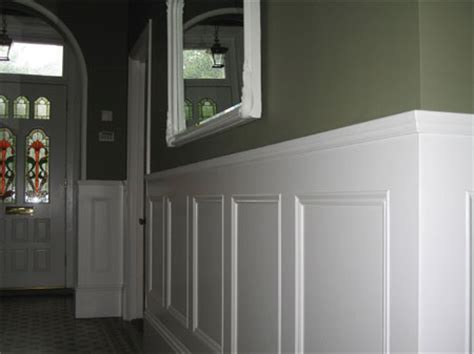 HOME DZINE Home Improvement | Add panelling to a home